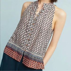 Maeve Anthropologie Tank Top Size M